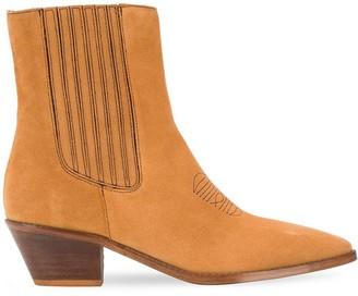 Zadig & Voltaire Zadig&Voltaire 55mm Tyler elastic boots