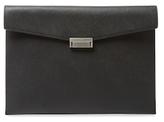 Jack Spade Barrow Leather Portfolio Case