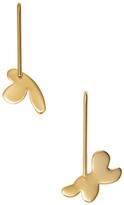 Marc by Marc Jacobs Petal Drop Earrings