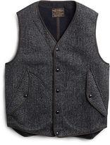 Ralph Lauren RRL Wool-Cotton Utility Vest
