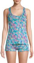Honeydew Intimates Women's Tank Top & Shorts Sleep Set