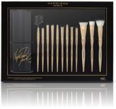 Napoleon Perdis Signature Golden Rule 12 Piece Makeup Brush Kit