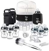 Tommee Tippee Complete Feeding Kit - Black