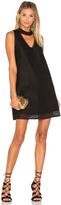 Lucy Paris Alexa V Neck Dress