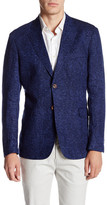 Robert Graham Cajon Pass Two Button Notch Lapel Linen Sport Coat