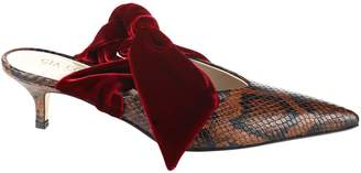 Couture Gia GIA Calf Mules With Hell