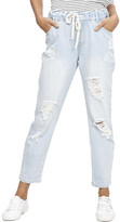 MinkPink On The Edge Trashed Pant