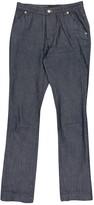Vanessa Seward Blue Cotton Jeans for Women