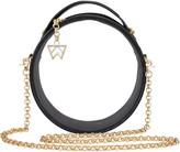clear Kelly Wynne Halo Crossbody Bag