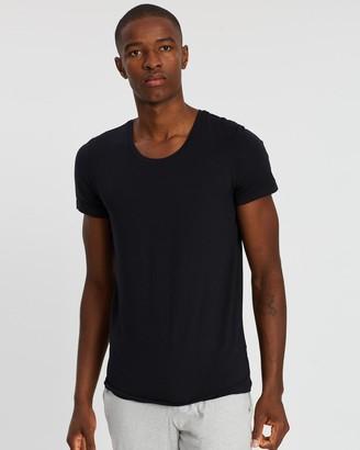 Hanro Cotton Superior Short Sleeve Shirt