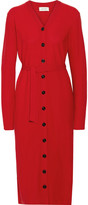 Lemaire Wool Dress - Red