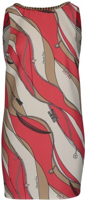 Elisabetta Franchi Celyn B. Foulard Stamp Dress