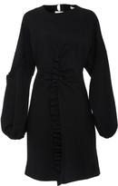 Tibi Bond Stretch Knit Mini Dress