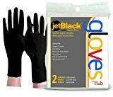 New Reusable Salon Latex Gloves for Coloring GL-01BPK