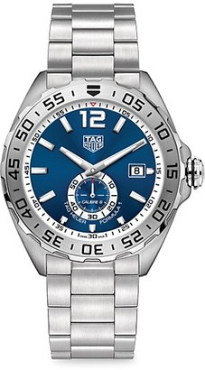 Tag Heuer Formula 1 43MM Stainless Steel Automatic Bracelet Watch