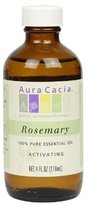Aura Cacia Organic Eucalyptus Essential Oil, 0.25 Ounce by