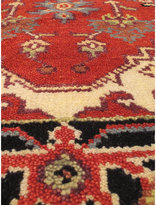 Ecarpetgallery Serapi Heritage Brown Wool/Cotton Hand-knotted Runner Rug (2'6 x 12'0)