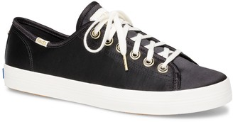Keds X Kate Spade New York Satin Lace-Up Sneaker