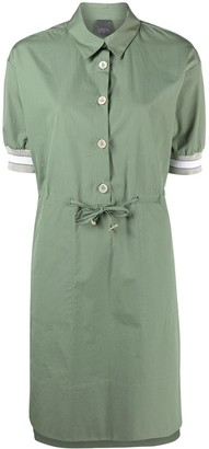 Lorena Antoniazzi Cotton Shirt Dress