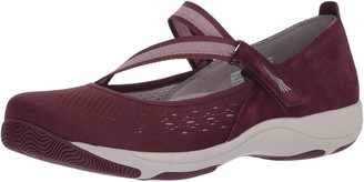 Dansko Women's Haven Sneaker Wine Suede 36 M EU (5.5-6 US)