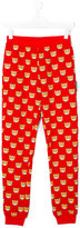 Moschino Kids teddy bear print leggings