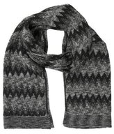 Missoni Wool-Mohair Blend Scarf