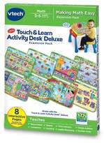 Vtech Touch & Learn Activity Desk Deluxe - Making Math Easy