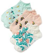Old Navy Liner Socks 3-Pack for Women