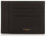 Givenchy Grained-leather Cardholder