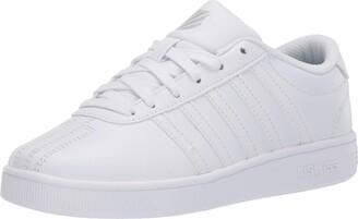 K-Swiss Unisex-Kid's Classic Pro Sneaker