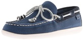 G.H. Bass Wilton Driver Weaver Shoes Blue