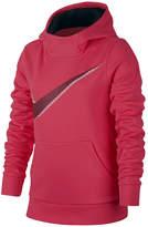 Nike Therma Swoosh Pullover Hoodie - Girls' 7-16