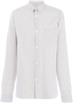 A.P.C. striped classic shirt - men - Cotton/Polyester - S