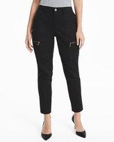 White House Black Market Curvy Utility Slim Pants