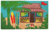 Liora Manné Tiki Hut Doormat