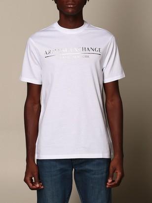 Armani Collezioni Armani Exchange T-shirt Armani Exchange Logo T-shirt