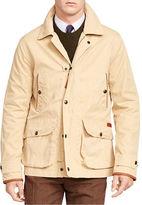 Polo Ralph Lauren Cotton-Blend Twill Coat