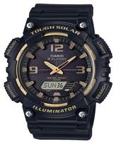 Casio Men's Analog-Digital Watch - Black