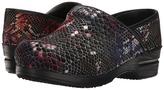 Sanita Smart Step Dragon Fly Women's Clog Shoes