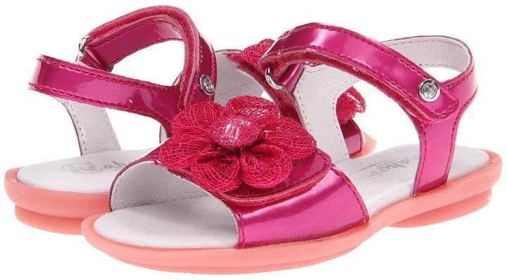 Naturino Nat. 3022 ST13 (Toddler/Little Kid/Big Kid) (Fuchsia) - Footwear
