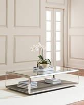 Shagreen Shadow Box Coffee Table