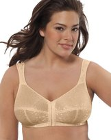 Just My Size Women's Front Close Soft Cup Bra