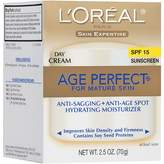 L'Oreal Age Perfect Day Cream for Mature Skin SPF 15