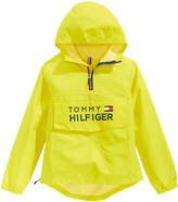 Tommy Hilfiger Graphic-Print Popover Jacket, Little Boys