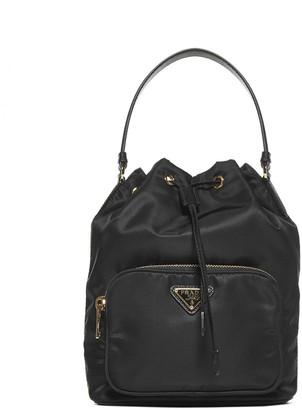 Prada Duet Bucket Bag