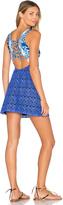 Maaji Wafture Creature Mini Dress