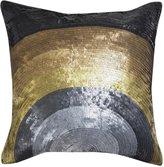 Jonathan Adler Nico Metallic Sunrise Pillow - Metallic
