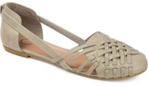 Journee Collection Women's Ekko Flat Women's Shoes