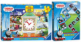 Ravensburger Thomas & Friends Clock 60pc Jigsaw & Dominoes
