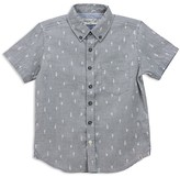 Sovereign Code Boys' Cactus Print Button-Down Shirt - Little Kid